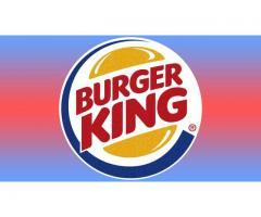 Ресторан Бургер Кинг