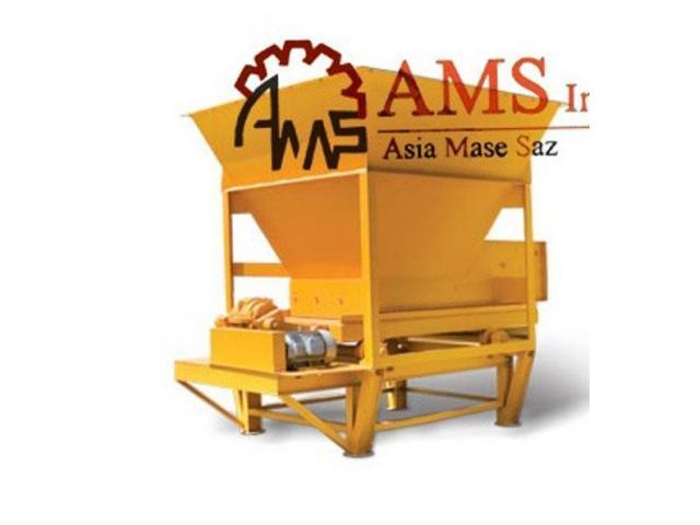 Вибрационный питатель AMS