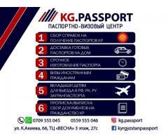 Паспортно- визовый центр