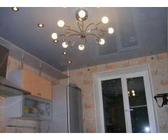 супер натяжные потолки
