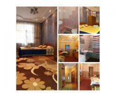 Гостиница. 1-2 комнатные