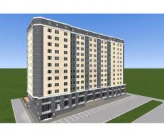 4-комна квартира